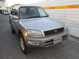 Toyota RAV 4 ( Foreign Used Only in Japan)