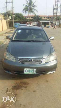 Nigeria Use 2006 Toyota corolla with installed tracking system N1.3m Lagos Mainland - image 1