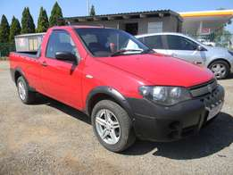 2008 Fiat Strada 1.4 in immaculate condition R49,000