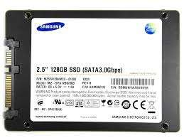 128GB Solid State Drive Internal