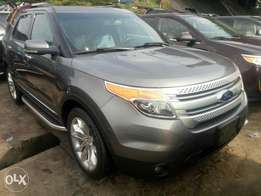 Almost new foreign used 2012 Ford Explorer for sale