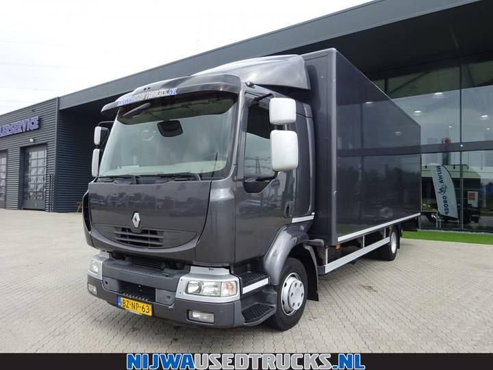 Renault MIDLUM 220 12 Laadklep - 2011