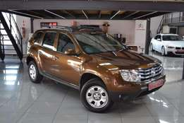 Renault Duster 1.6 Petrol Expression Manual (75kW) SAV r