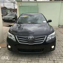 2009 black toyota camry muscle