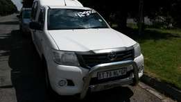 2012 Toyota Hilux 2.0 VVT-i Manual