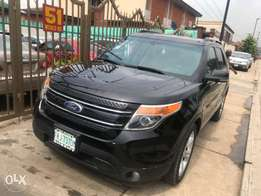 Cheap neat registered Ford Explorer