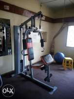 Multi Purpose Home Gym Station