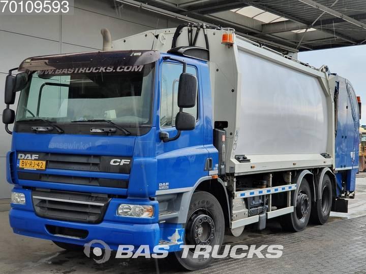 DAF CF75.250 6X2 Geesink Aufbau EEV - 2008