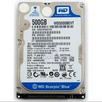 Laptops internal hard disks available 160gb 250gb 320gb 500gb 1tb 2tb