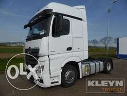 Mercedes-benz Actros 1845 Ls - To be Imported