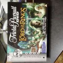 Lord of the rings dvd.game