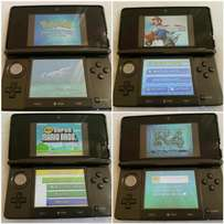 Nintendo 3DS with 100 games