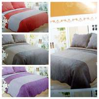 Cotton Bed covers (1 bed sheet+2 pillow cases