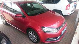 2015 Polo TSI 1.2 manual with only 45000 km Immaculate Condition