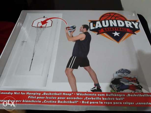 Basket ball laundry for sale