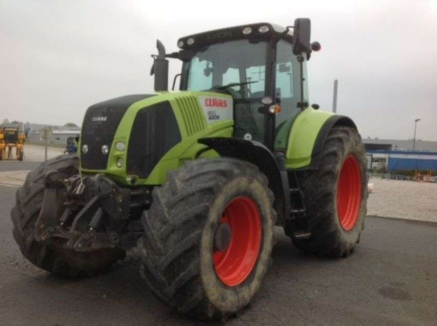 Claas Axion 850 Cebis - 2013