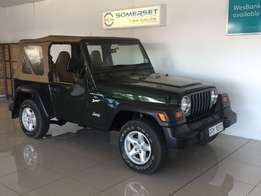 Jeep Wrangler Sport Dual Top for sale in Western Cape