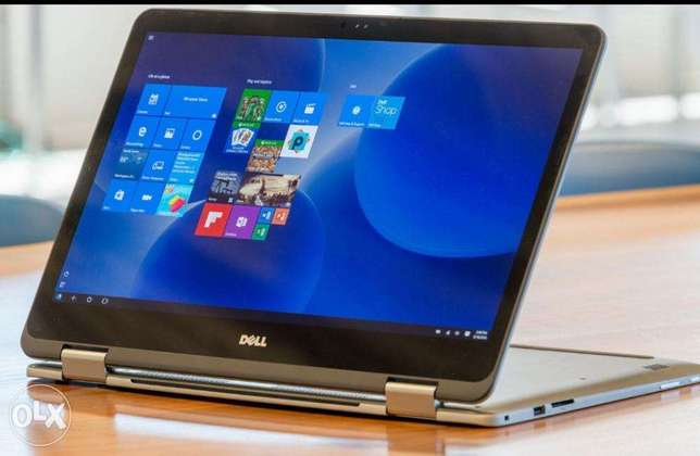 Dell Laptop 15.6, 2in1 Core i7 6th Generation Touchscreen X360 500SSD