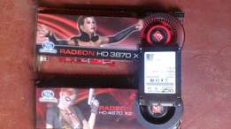Gaming Stuff, 2 Graphic cards and a 240Gb SSD all for 1500