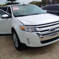 buy/order your Tokunbo Ford Edge 2012