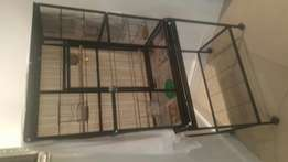 Brand new bird cage paid R 2500