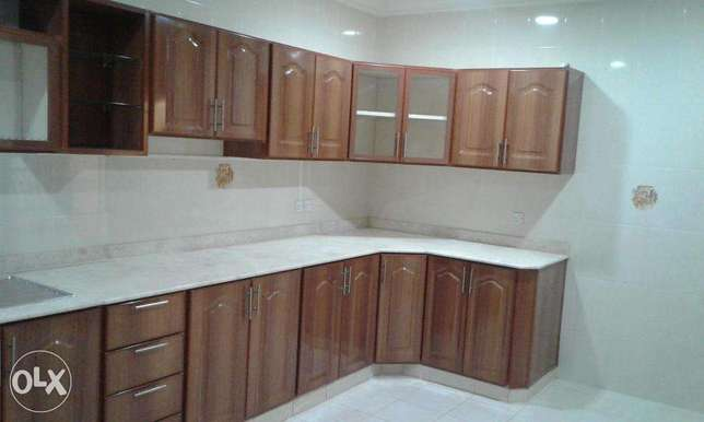 Nice 3 bedroom apartment in egaila. close to the gate mall, aum.