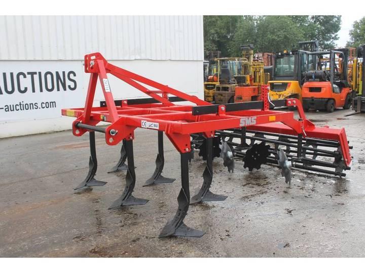 SMS RK260 Schijven Cultivator - 2019