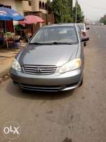 Tokunbo Toyota corolla for sale