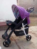 Bounce Baby Stroller and Car seat for sale