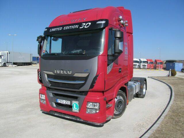 Iveco Stralis AS 440T/FP-LT 510 XP - 2017