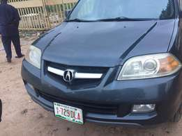 New arrival acura MDX tokunbo direct very Sharp accident free Lagos