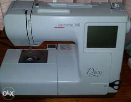 Bernina Bernette 340 Deco Embroidery Machines