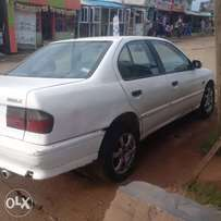 Used nissan primera with sound engine