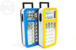 No Power??? New Rechargeable Emergency 8+1 Super bright LED battery la