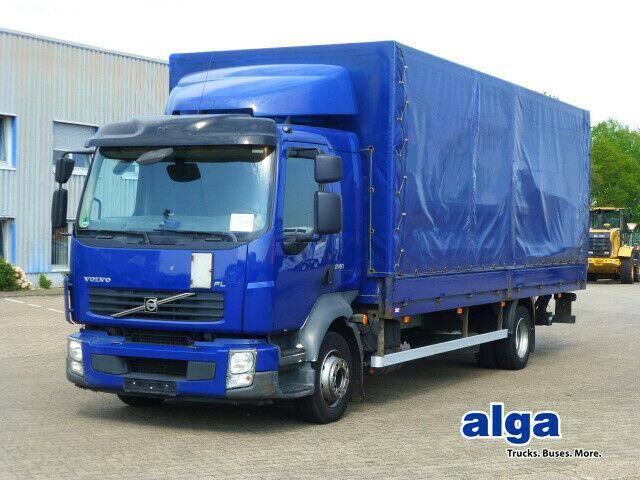 Volvo FL 240, 7.200mm lang, Lbw, Euro 5, Spoiler, AHK - 2012