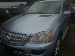 Tincan cleared tokunbo mercedes bens ml 350 4 matic 2007