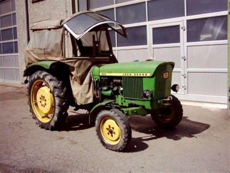 John Deere 820 - 1967