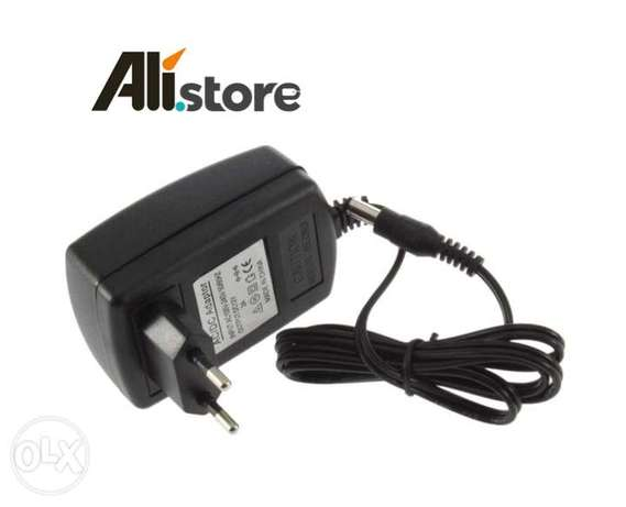 12V 1A AC/DC Adapter Power Supply Charger