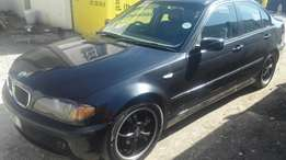 BMW e46 318i for sale in good condition