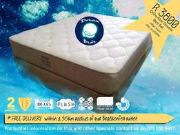 FREE DELIVERY* Ortho-Star Orthopaedic DOUBLE & QUEEN Bed Mattress and