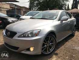 Lexus IS350 model:2008