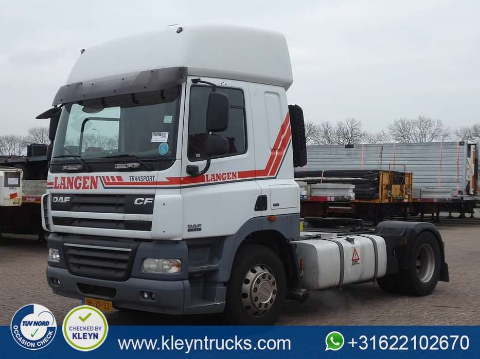 DAF CF 85.410 spacecab manual - 2007