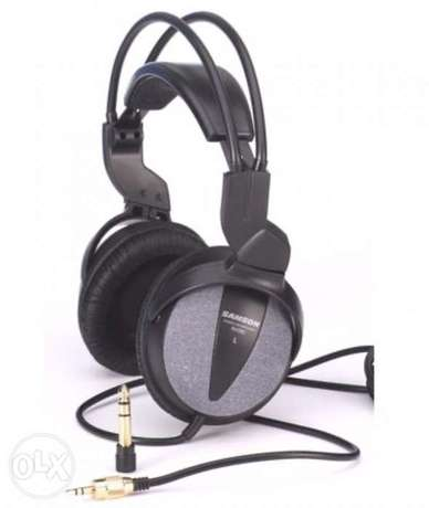professional headphones RH300 Samson