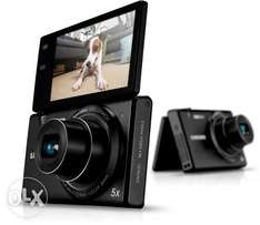 Touch screen Samsung MV800 camera flip display. Suitable for selfies