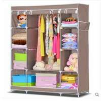 Portable wooden wardrobes ,double shoeracks and plastic cabinets