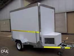 Mobile Coldroom For Hire