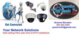 Network Cabling and CCTV Services