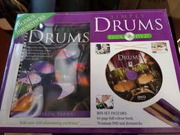Simply Drums - Book and Dvd