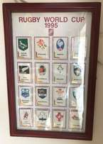 All the info on '95 Rugby World Cup Sides