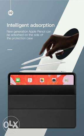 Curtain Series Case for iPad 11/ 12.9 حولي -  3